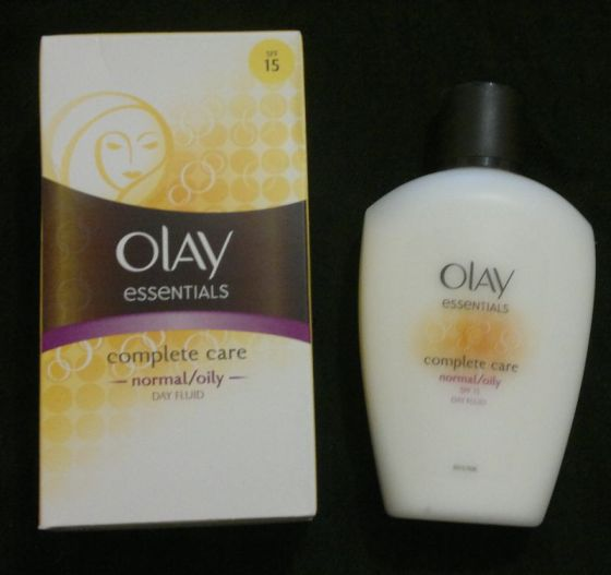 Olay complete care fluid
