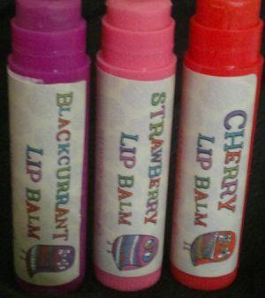 Paperchase Lip Balms 1