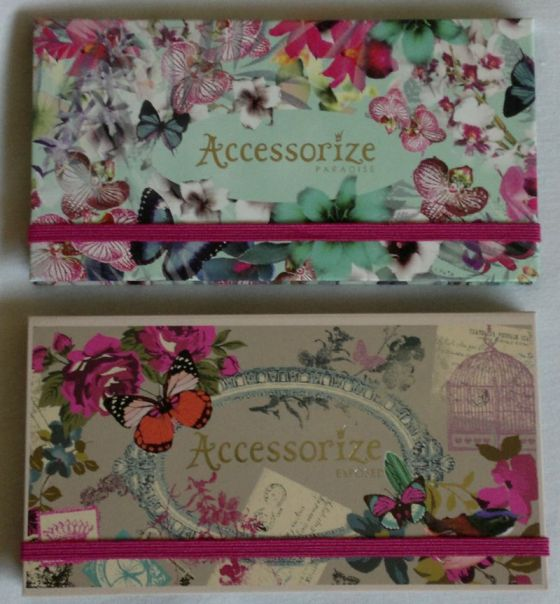 2015 Accessorise Sale Eye Palettes 1