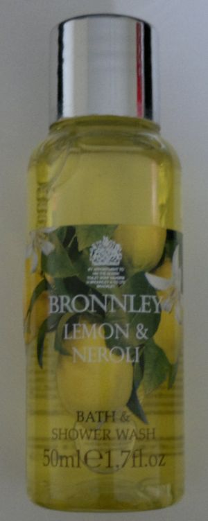 Bronnley Lemon Neroli shower