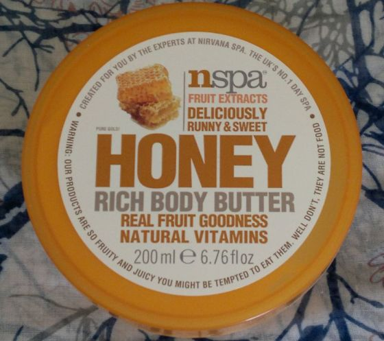 NSPA Honey Butter