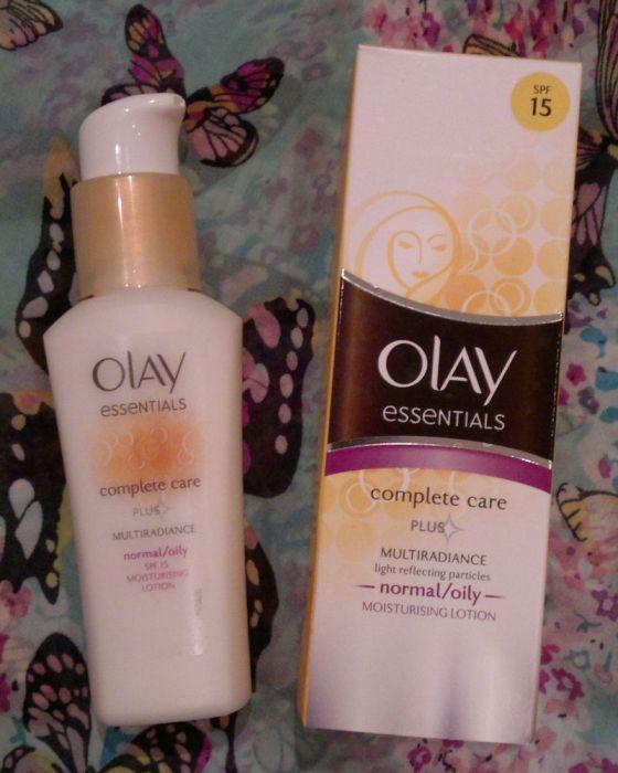Olay Essentials Multi Radiance Cream