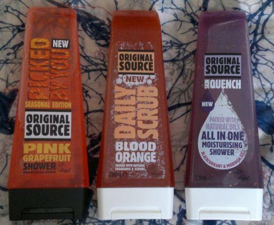 Original Source Shower