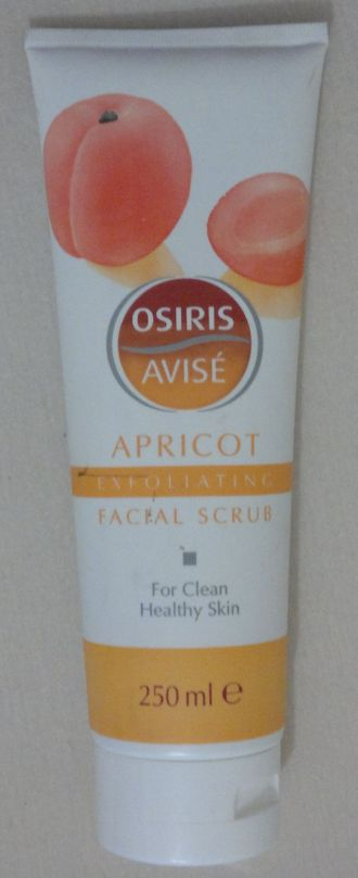 Osiris Facial Scrub