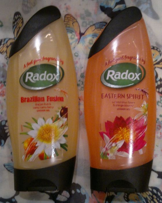 Radox Shower 01
