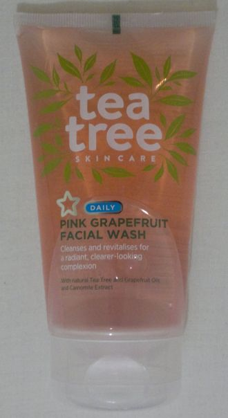 Superdrug Grapefruit Face Wash