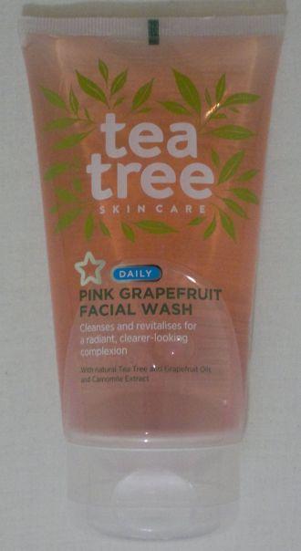 Superdrug Grapefruit Face Wash