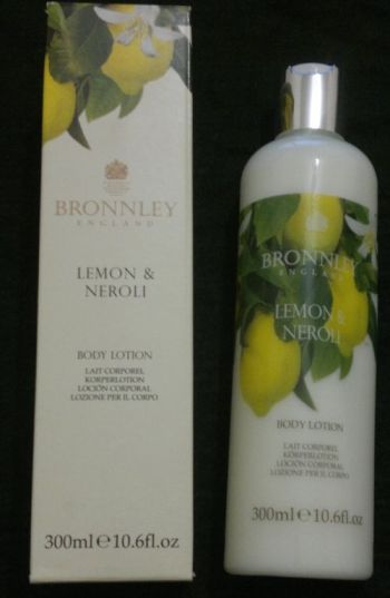 Bronnley Lemon Neroli 02