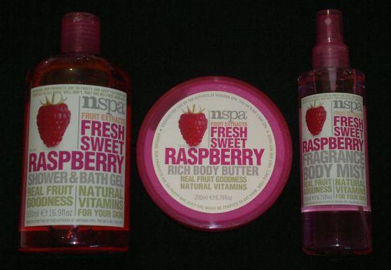 NSPA Raspberry