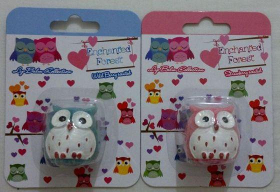 Owl Lip Balms