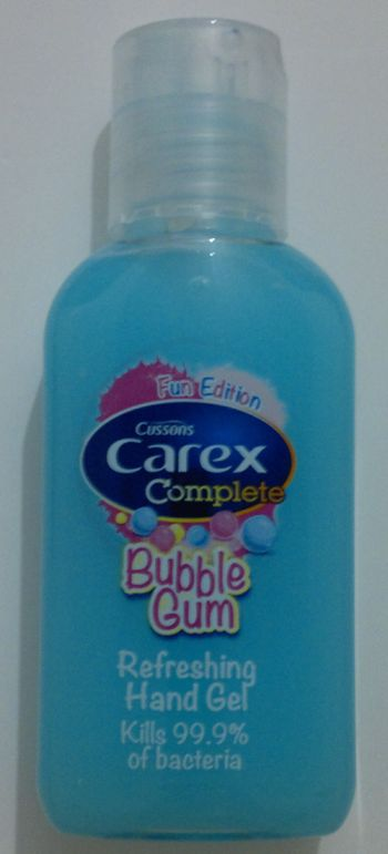 Carex Bubble Gum Hand Gel