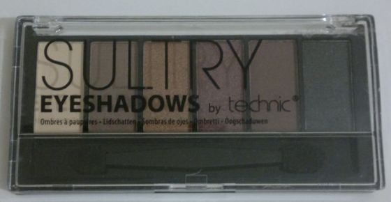 Technic Sultry Eyeshadow Tawny