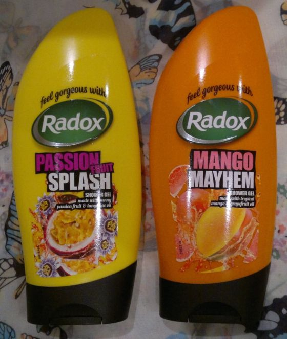 Radox Shower