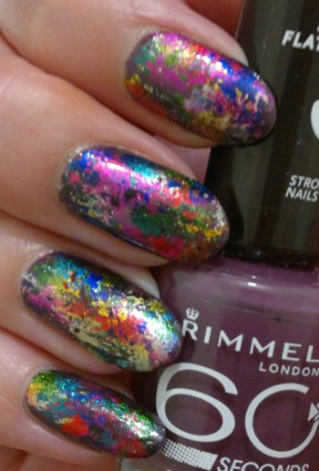 Rimmel Sir Yes Sir plus Foils