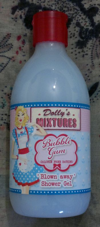 Dolly Bubble Gum Shower