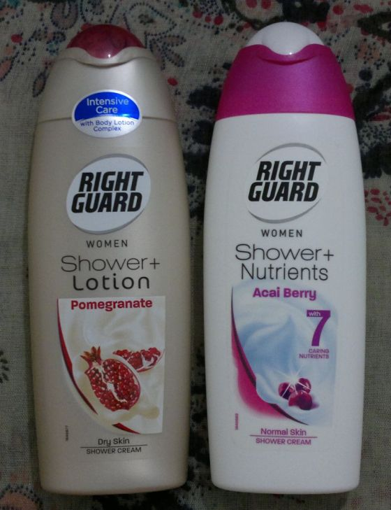 Rightguard Shower
