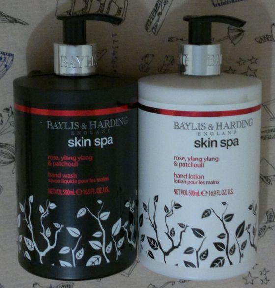 Baylis & Harding Skin Spa Hands