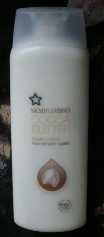 Superdrug Cocoa Body Lotion