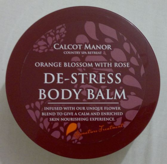 Calcot Manor Body Balm2