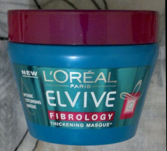 L'Oreal Fibrology Masque