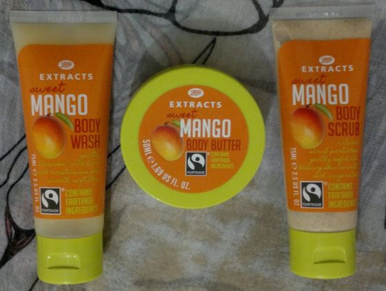 Boots Extracts Mango