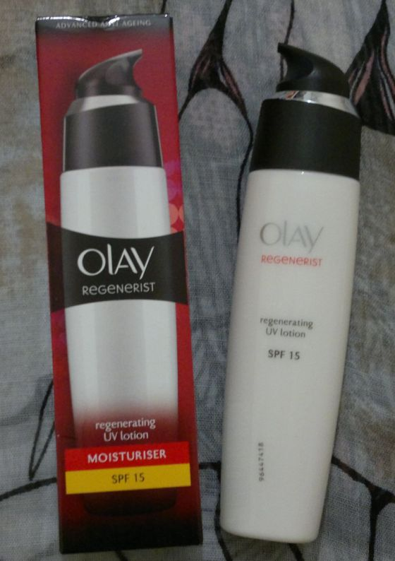 Olay Regenerist Regenerating UV Lotion