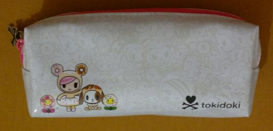 Tokidoki MakeUp Bag 1