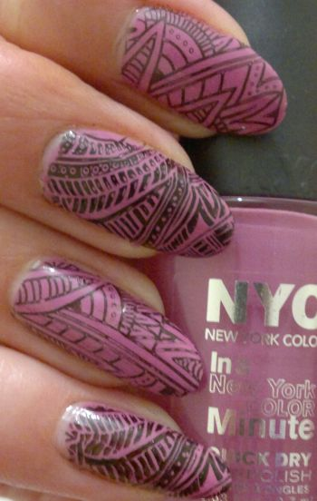 032016 NYC Lincoln Square Lavender plus stamping 10