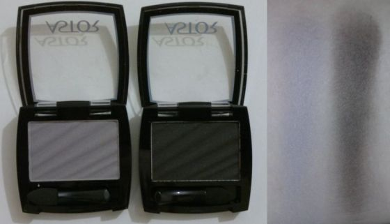 Astor Eye Shadow Matte Grey Matte Black 3