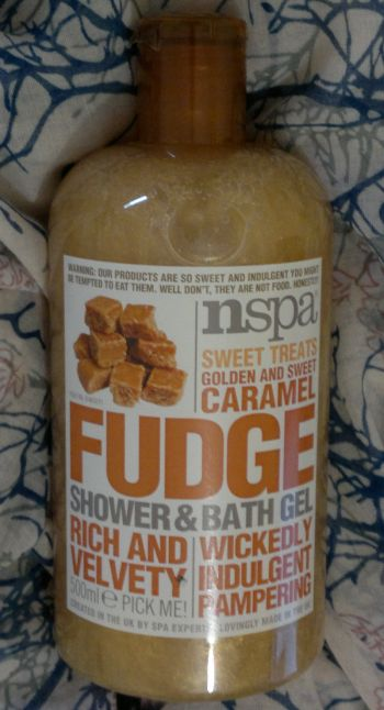 NSPA Caramel Fudge