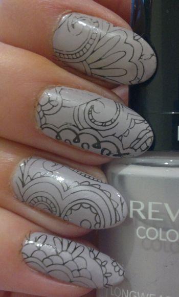 Revlon Provence Stamping QA88
