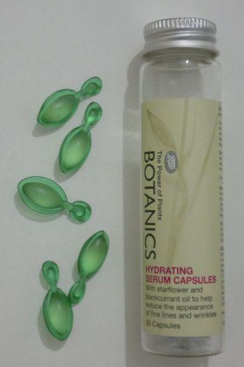 Boots Botanics Capsules