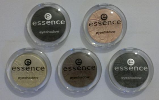 Essence Eyeshadows 2