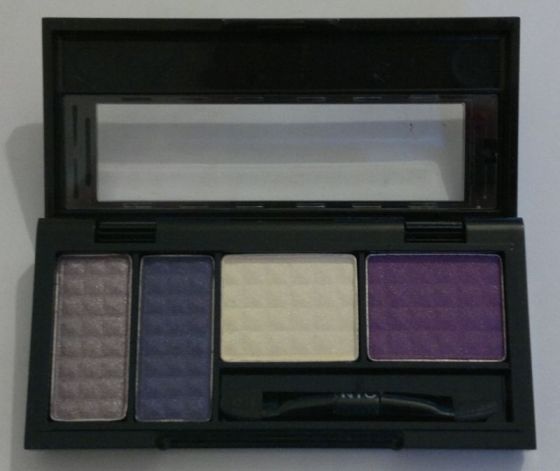 NYC Metro Quartet Eyeshadow 796B Queens Boulevard 3