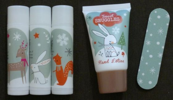 SD Sweet Snuggles Hand Nail Set2