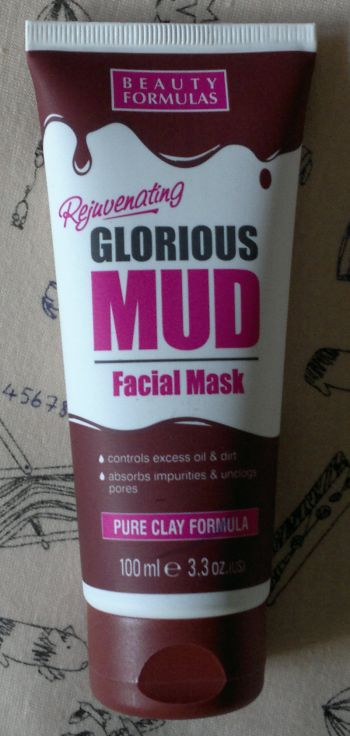 Beauty Formulas Mud Mask