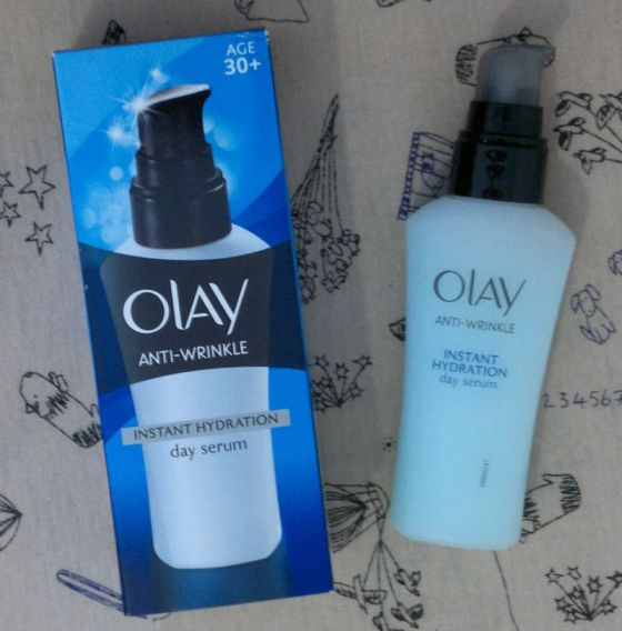Olay Anti-Wrinkle Hydration Serum