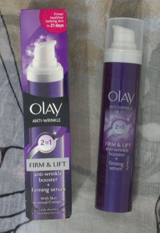 Olay Anti Wrinkle Serum Cream