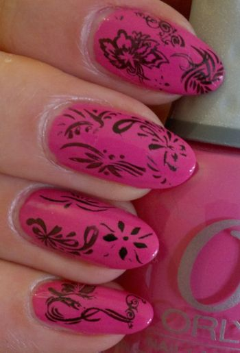 062016 Orly Basket Base and Stamping