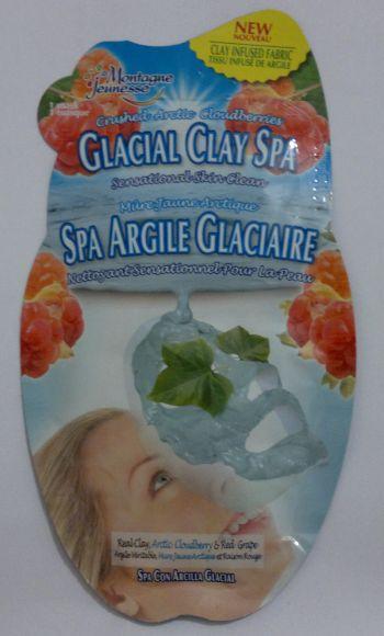 Montagne Jeunesse Glacial Clay Spa