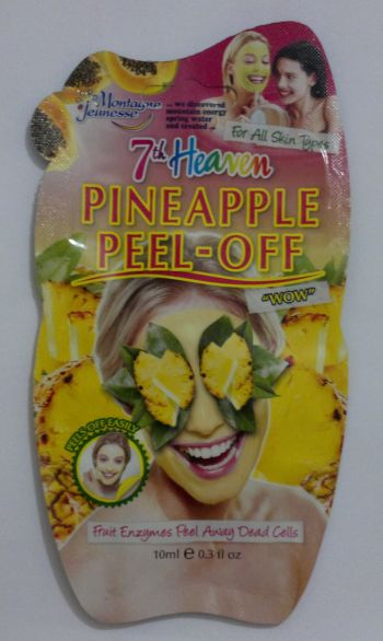 Montagne Jeunesse Pineapple Peel Off