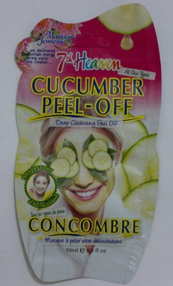 Montagne Jeunesse Cucumber Peel Off