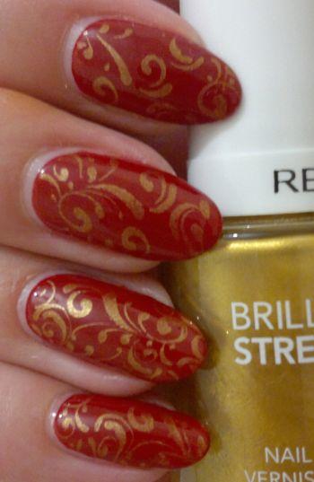 062016 Rimmel Red Obsession Revlon Hypnotize Pueen 73