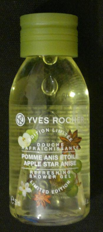 Yves Rocher Apple Star Anise Shower Gel