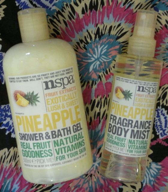 NSPA Pineapple