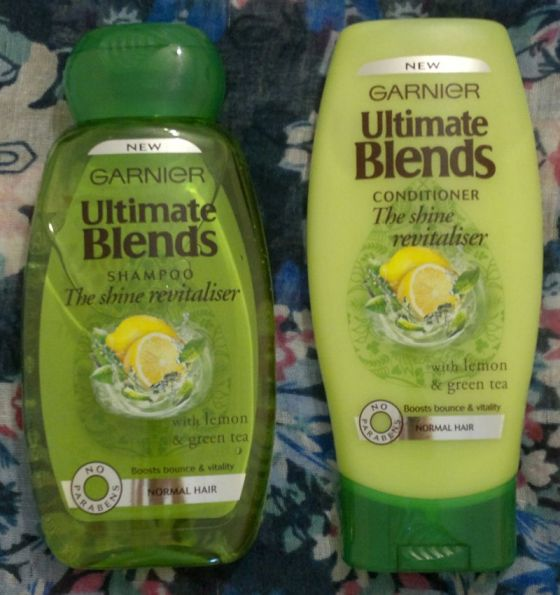 Garnier Lemon Green Tea