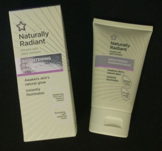 Superdrug Naturally Radiant Radiance Balm