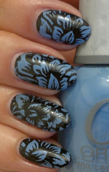 Nails inc chelsea orly snowcone pueen 93