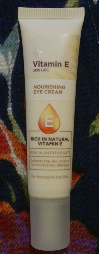Superdrug Vitamin E Eye Cream