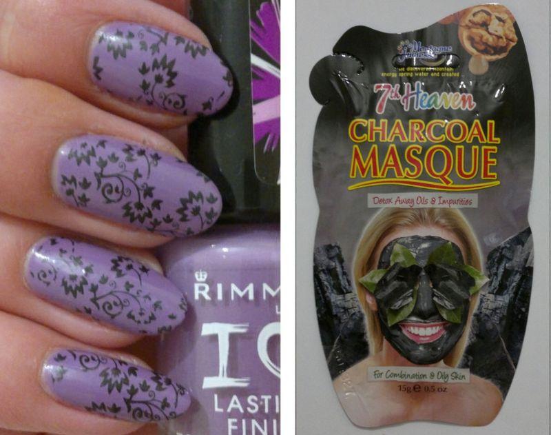 montagne jeunesse charcoal mask | Mrs Strawberry Blonde